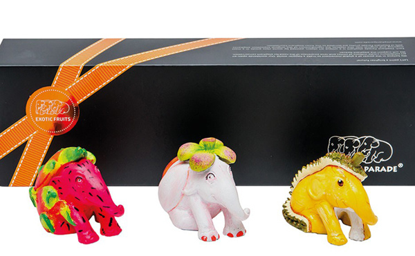 Elephant Parade Multi Pack 3 pcs, Exotic Fruit.jpg
