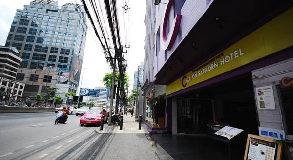 Chaydon Sathorn Hotel ROAD.jpg