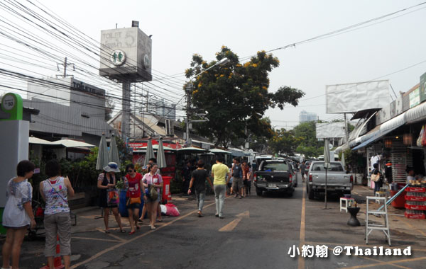 恰圖恰週末市集Chatuchak weekend market早上2.jpg