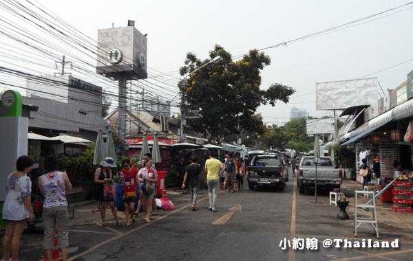 恰圖恰週末市集Chatuchak weekend market早上2.jpg