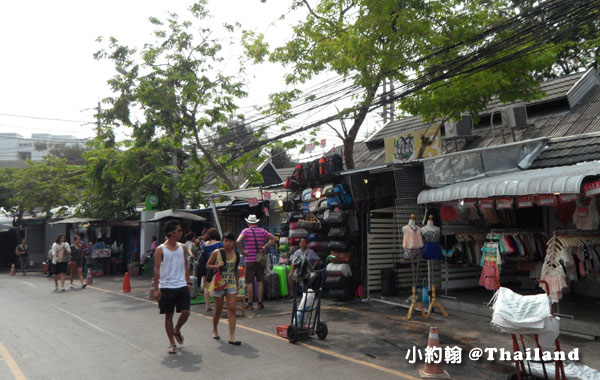 恰圖恰週末市集Chatuchak weekend market早上3.jpg