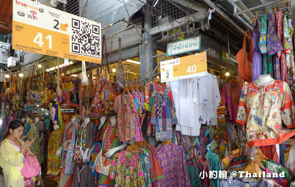 恰圖恰週末市集Chatuchak weekend market商店9.jpg