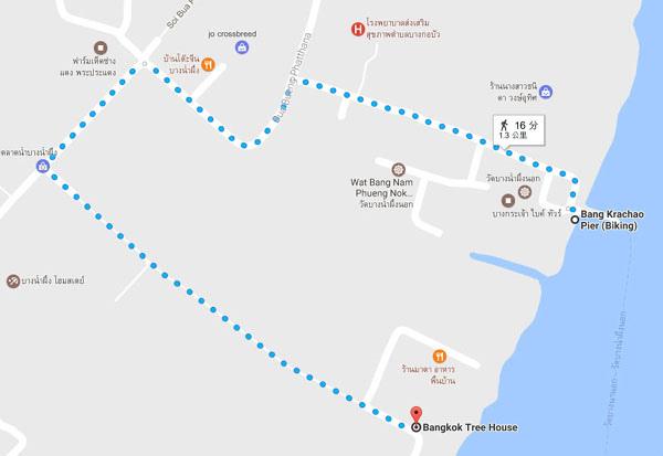 Bangkok Tree House-Bang Krachao Pier map.jpg