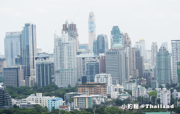 泰國曼谷飯店商辦高樓林立