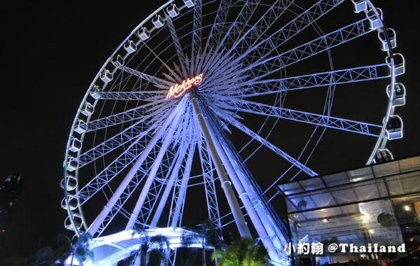 Asiatique Sky曼谷河濱夜市摩天輪