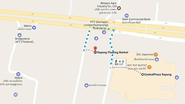 Rayong Ko Kloi Floating Market map1.jpg