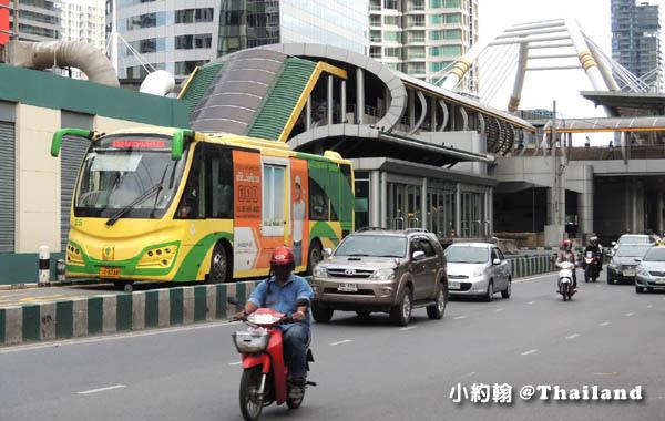 曼谷捷運Chong Nonsi鐘那席站brt.jpg