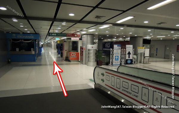 Boxtel@Suvarnabhumi Airport B Floor