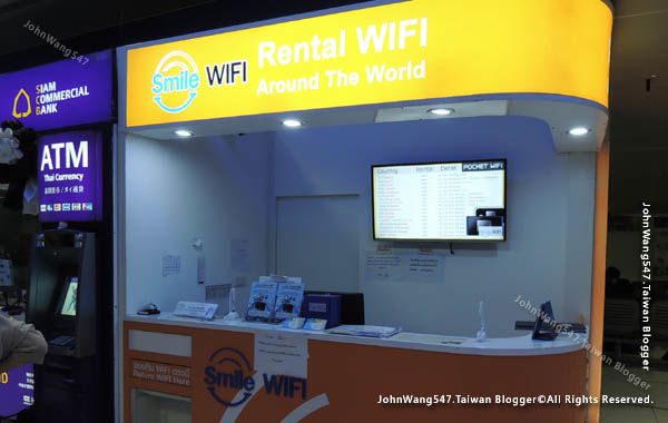 rent wifi thailand
