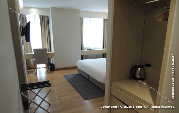 Thee Bangkok Sukhumvit 20 Hotel room4.jpg