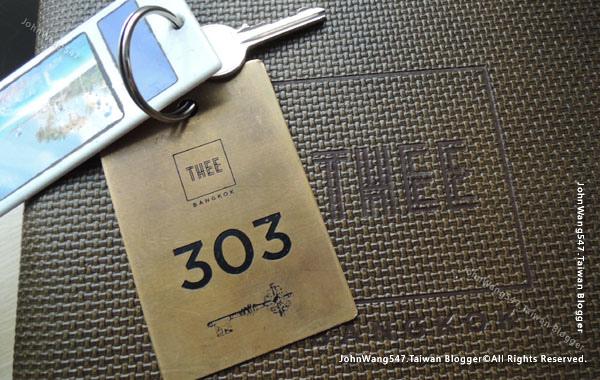 Thee Bangkok Sukhumvit 20 Hotel key.jpg