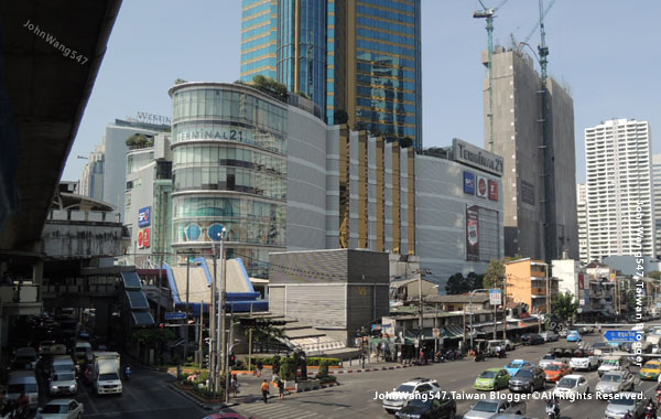 Terminal 21Asok Bangkok