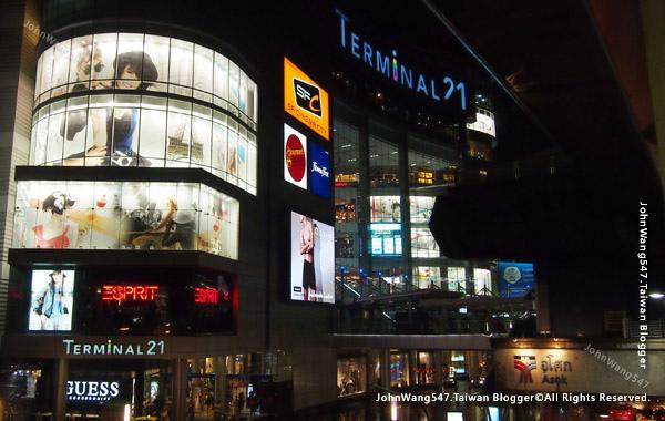Terminal21Bangkok Sukhumvit 19 Asok BTS