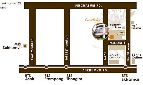 Let's Relax Spa Ekkamai map.jpg