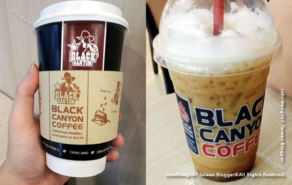 Black Canyon Coffee泰國黑峽谷咖啡2.jpg