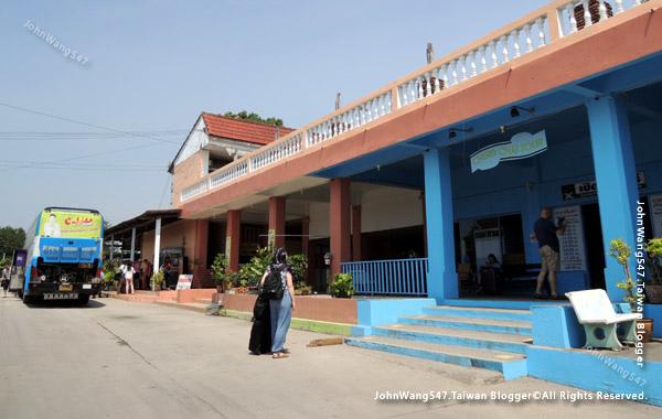 Banphe(Rayong)Koh Samed Bus station.jpg