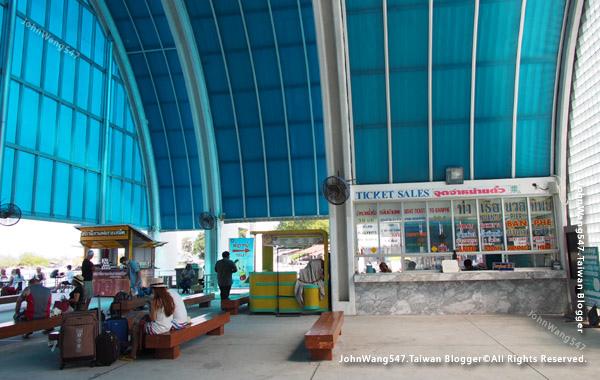 Na dan Pier(Koh Samed)boat ticket sale.jpg