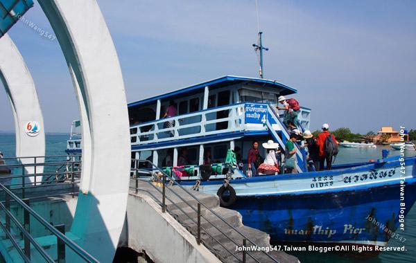NuanThip Pier boat to Koh Samet Big boat3.jpg