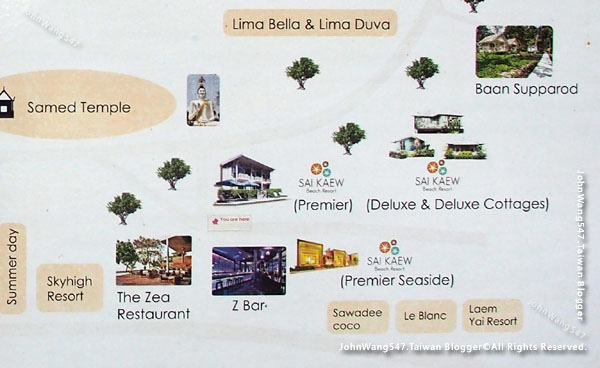 Sai Kaew beach Resort samed MAP2.jpg