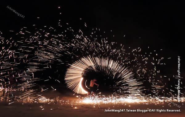 Ploy talay restaurant Fire Show Sai Kaew Beach3.jpg