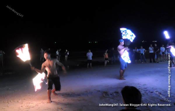 Ploy talay restaurant Fire Show Sai Kaew Beach6.jpg