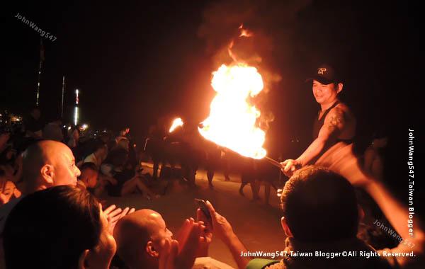 Ploy talay restaurant Fire Show Sai Kaew Beach5.jpg