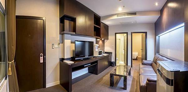 Qiu Hotel Sukhumvit family room