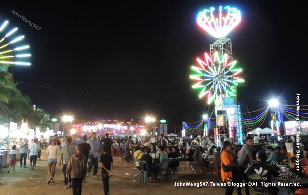 Rayong Banphe and Samed island annual festival1