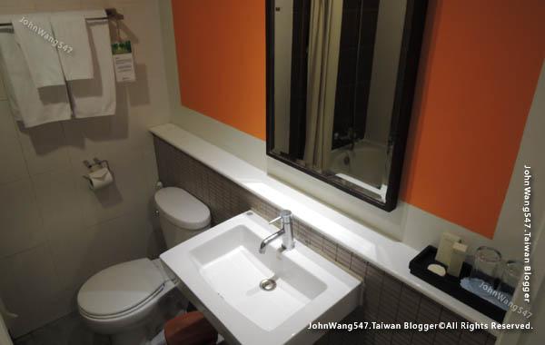 HOTEL de BANGKOK曼谷平價飯店room3.jpg
