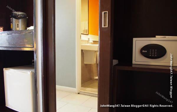 HOTEL de BANGKOK曼谷平價飯店room6.jpg