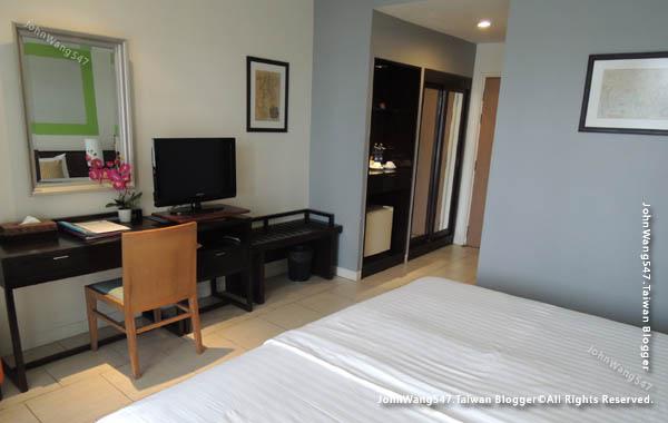 HOTEL de BANGKOK曼谷平價飯店room4.jpg