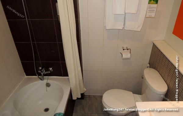 HOTEL de BANGKOK曼谷平價飯店room5.jpg