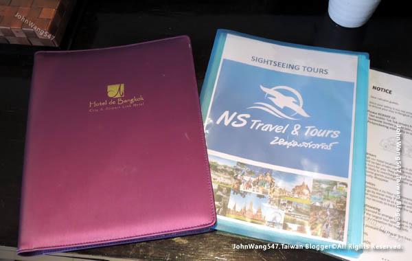 HOTEL de BANGKOK曼谷平價飯店room7.jpg