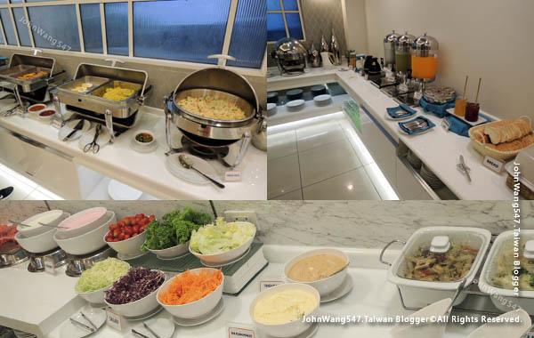 HOTEL de BANGKOK曼谷平價飯店breakfast.jpg