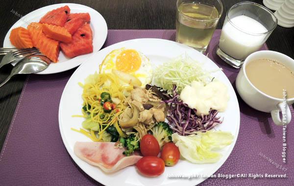 HOTEL de BANGKOK曼谷平價飯店breakfast2.jpg