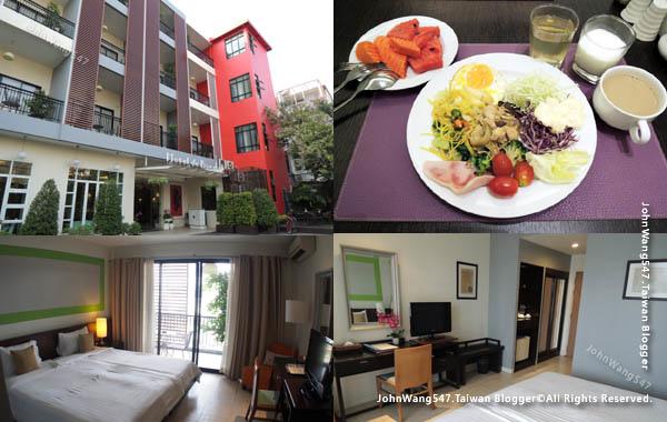 HOTEL de BANGKOK曼谷平價飯店0.jpg
