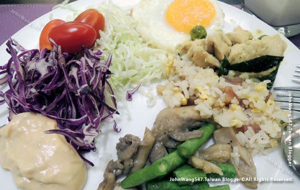HOTEL de BANGKOK曼谷平價飯店breakfast4.jpg