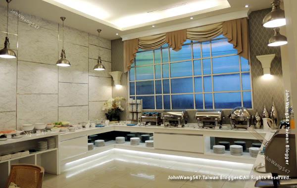 HOTEL de BANGKOK曼谷平價飯店breakfast1