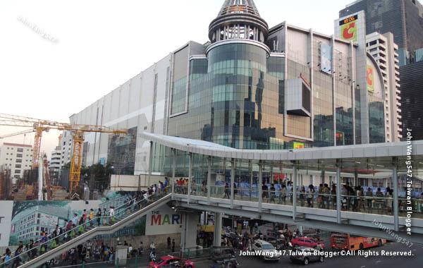 曼谷奇隆站水門市場天橋Big C CentralWorld.jpg