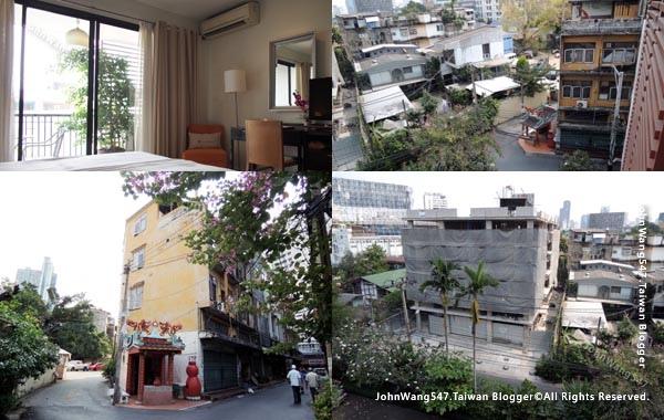 HOTEL de BANGKOK outside