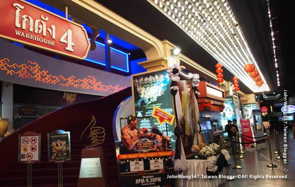 曼谷泰拳秀Muay Thai Live@Asiatique曼谷河濱夜市2.jpg