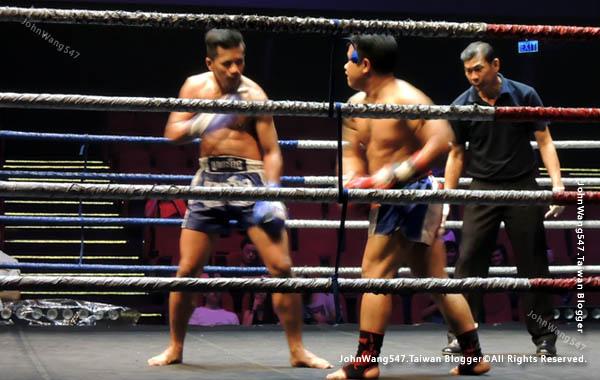 曼谷泰拳秀Muay Thai Live@Asiatique曼谷河濱夜市9.jpg