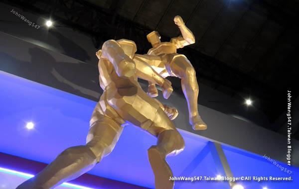 曼谷泰拳秀Muay Thai Live@Asiatique曼谷河濱夜市16.jpg