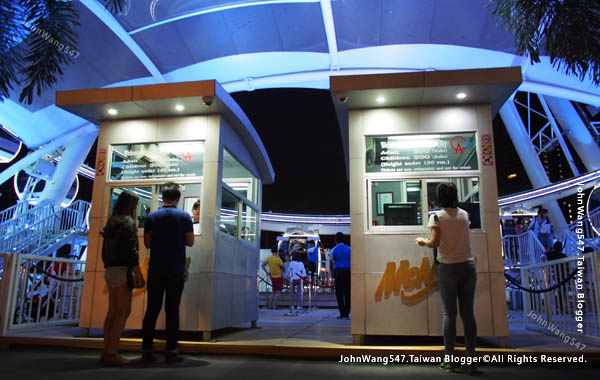 Asiatique Sky Bangkok河濱夜市摩天輪7.jpg