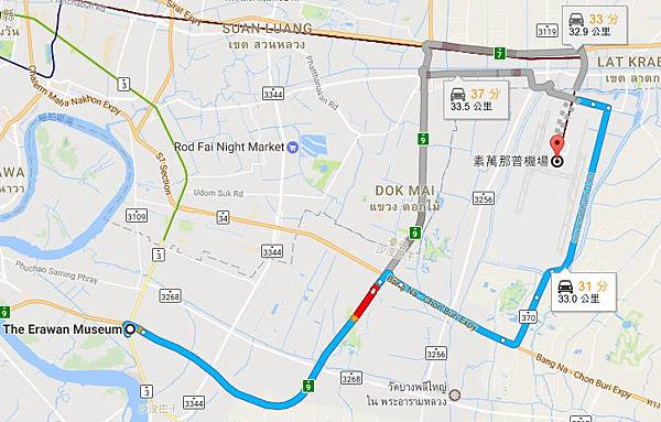 Bangkok The Erawan Museum MAP2.jpg