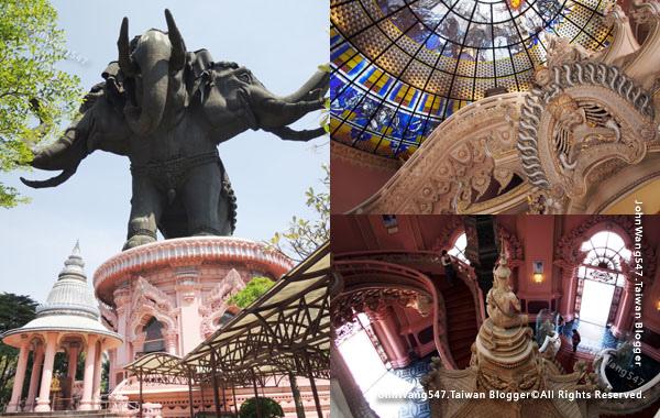 曼谷三頭象神博物館(Erawan Museum)