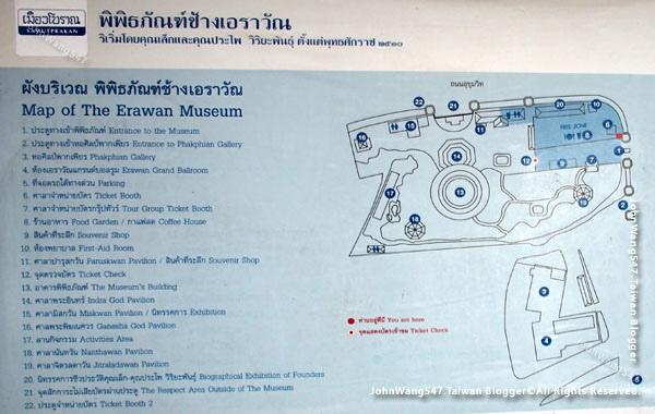 曼谷三頭象神博物館The Erawan Museum5.jpg