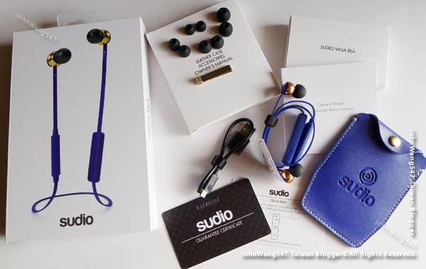 瑞典Sudio Vasa Bla藍芽耳道式耳機開箱3.jpg