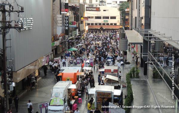 Bangkok Art Festival@Siam Square曼谷快閃市集.jpg