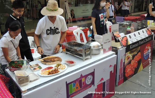 Bangkok Art Festival@Siam Square曼谷快閃市集10.jpg